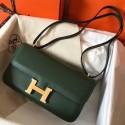 Best Quality Hermes Vert Anglais Epsom Constance Elan 25cm Bag HJ01360