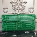 Replica Hot Hermes Jige Elan 29 Clutch In Bambou Crocodile Leather HJ00810