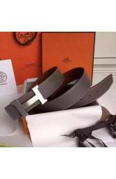 Cheap Hermes Grey Epsom Kits Belt Constance Buckle HJ01285