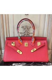 Wholesale Hermes Red JPG Birkin 42cm Shoulder Bag HJ00871