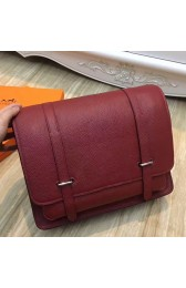 Hermes Ruby Steve 35 Messenger Bag HJ00327